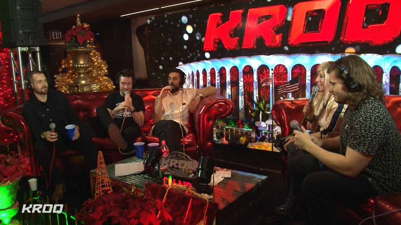 Kroq Almost Acoustic Christmas.Kat Interviews Bastille At Kroq Almost Acoustic Christmas 2016