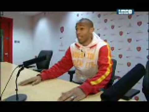 Thierry Henry - Emirates Stadium Guide
