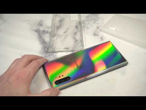 Case-Mate Tough Clear Case For Samsung Galaxy Note 10+ Review