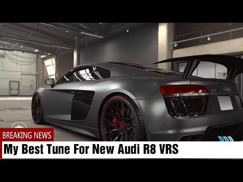 CSR2 - Best Tune and How to Drive New Audi R8 VRS Faster than Dyno Time