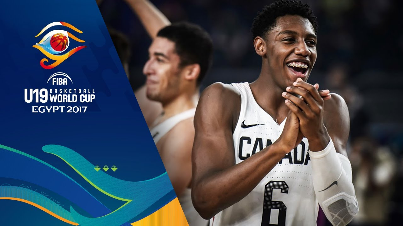 R.J. Barrett is named MVP of the FIBA U19 Basketball World Cup 2017