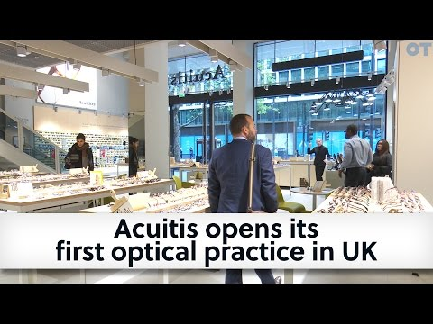 Acuitis opens its first optical practice in the UK