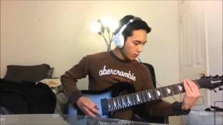 Born Of Osiris Illuminate Full Guitar Cover
