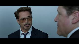 Человек-паук: Возвращение домой ► Тони Старк предлагает Питеру стать новым членом Мстителей