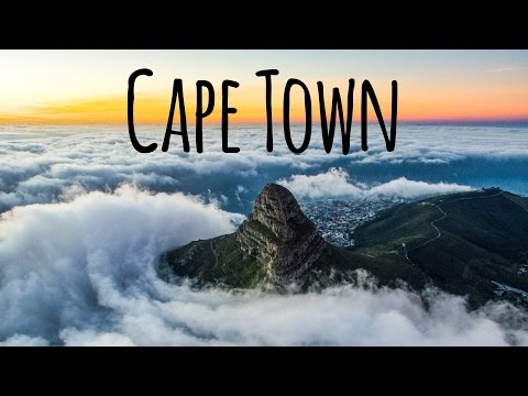 Cape Town by Drone - 4K
