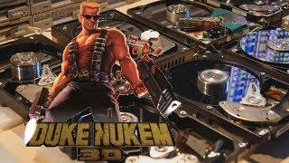 The Floppotron: Duke Nukem Theme