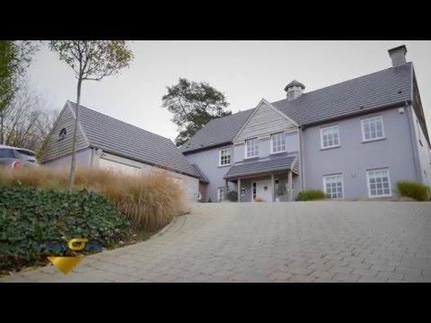 Agence TRIOR Waterloo - A Braine-L'Alleud, superbe villa Mi Casa 6 ch. de 360m² sur 18 ares.