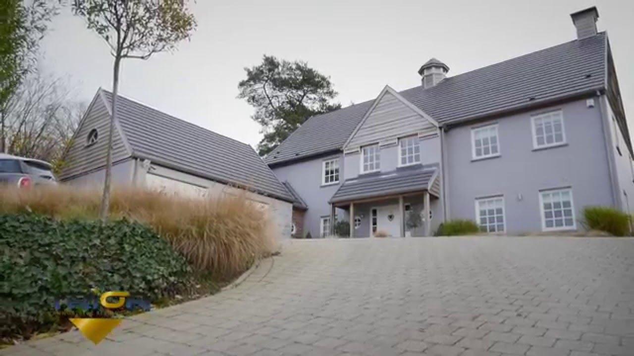 Agence Trior Waterloo A Braine L Alleud Superbe Villa