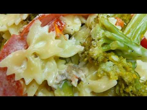 Recipe: Chicken And Bow Tie Pasta