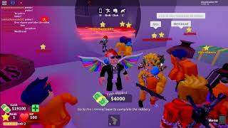 play with rodny roblox 💛😱
