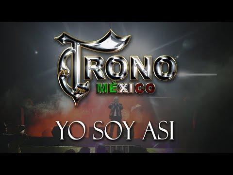 El Trono de México - Yo Soy Así - Ralston Arena NE. (En Vivo) Parte 3