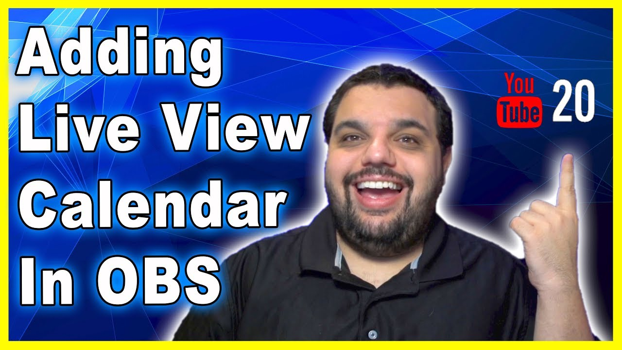 How To Set Up A Streamlab Live Viewers Count In Obs Studio Youtube