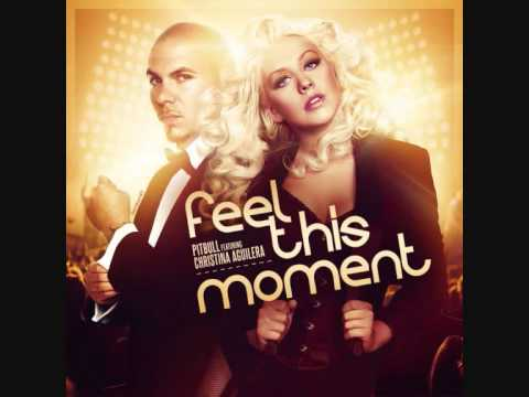 Pitbull Feat Christina Aguilera  Feel This Moment INSTRUMENTAL