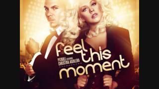 Pitbull Feat. Christina Aguilera - Feel This Moment INSTRUMENTAL