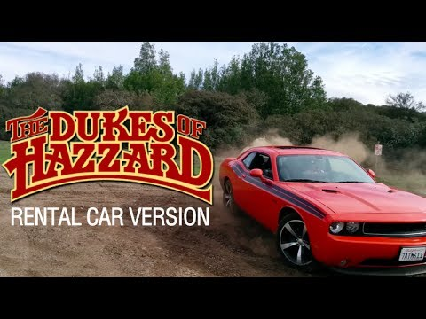 Dukes Of Hazzard Car Rental