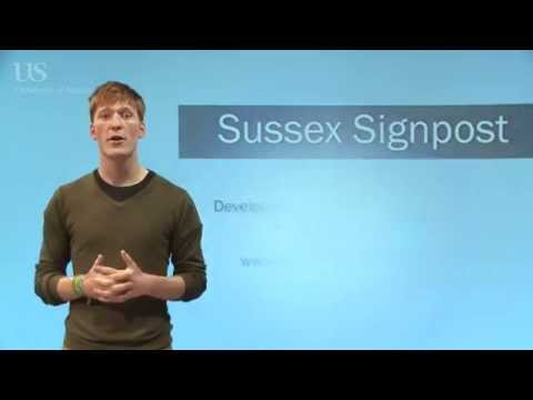 Sussex Signpost - Money Tips for EU and International Students