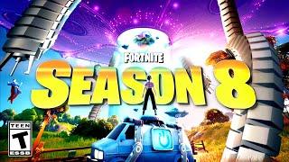 *NEW* Fortnite SEASON 8 Chapter 2   EVENT GAMEPLAY