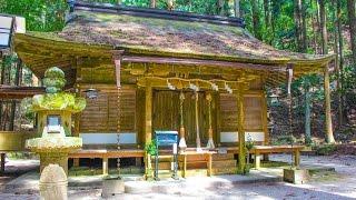 室生龍穴神社 奈良 / Murou Ryuketsu Shrine Nara