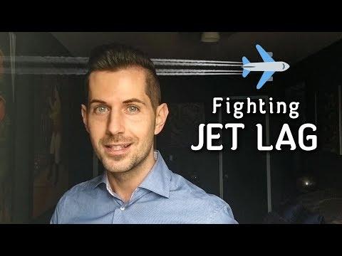 The Savvy Traveller: Fighting Jet Lag