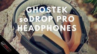 Ghostek SoDrop Pro Headphones:  Premium Headphones with Active Noise Cancellation