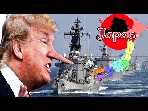 U.S. MILITARY SENDS WAR SHIP TO JAPAN AHEAD OF TRUMP'S NORTH KOREA SUMMIT ||WORLD NEWS RADIO
