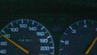Mazda 626 GD 2.0 Acceleration