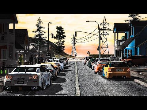 CPD Meet - Car parking multiplayer (Thailand Drift Club car meet)