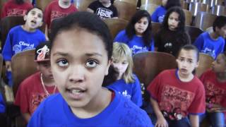 "PS22 Chorus ""Edge of The Moon"" by Tori Amos"