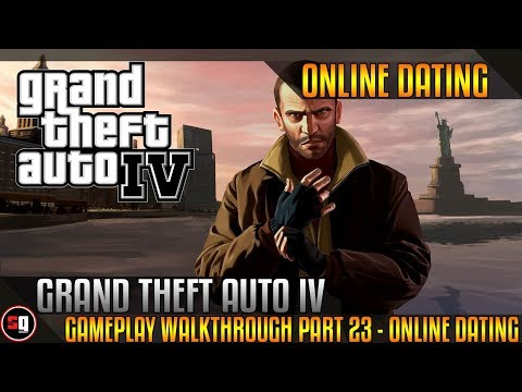 Grand Theft Auto 4 Dating questions )