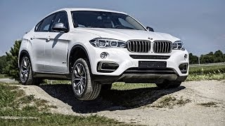 2016 2015 Bmw X6 Off Road Test Youtube