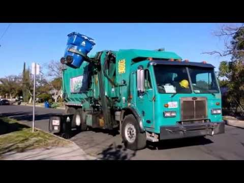 Los Angeles Bureau of Sanitation 1/06/2015