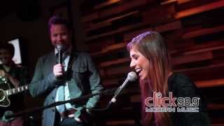 Click 98.9 Acoustic Lounge: Christina Perri
