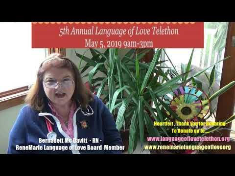 """preventative-healthcare--bernadett-mcdavitt--spot-light-""""language-of-love-telethon-#9"""