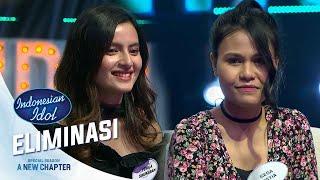 Dua Sahabat Mega dan Femila Punya Potensi Bagus - Eliminasi 3 - Indonesian Idol 2021