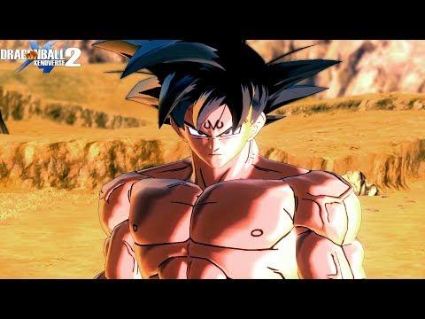 Majin Goku _ Dragon Ball Xenoverse 2 | - MOD |