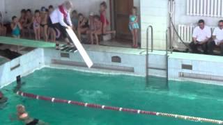Соревнования по прыжкам в воду с трамплина 08 12 2013