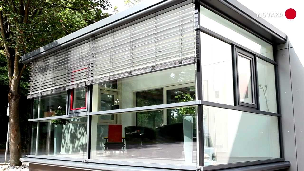 steinbach wintergarten outdoor austellung youtube. Black Bedroom Furniture Sets. Home Design Ideas