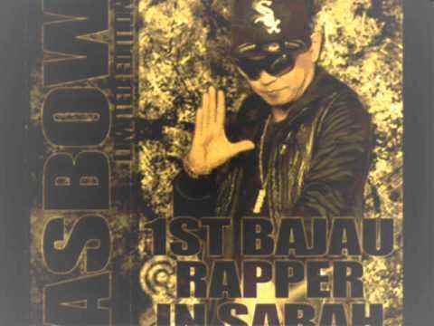 World 1st bajau rapper-Asbow