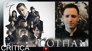Crítica Gotham Temporada 2, capitulo 1 Damned If You Do (2015) Review