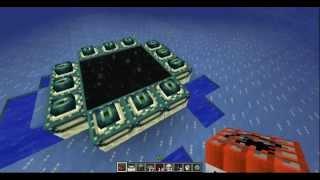 Как в Майнкрафт построить портал в мир Эндерменов(Как в Майнкрафт построить портал в ад и в край Видео урок для начинающих играть в minecraft., 2012-02-28T18:21:00.000Z)