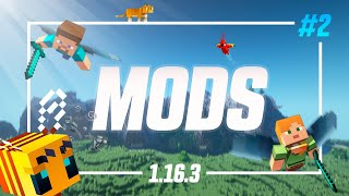 Top 20 Mods para Minecraft 1.16.3 #2