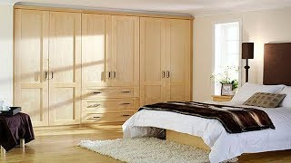 Wardrobe Design For Bedroom In India | Wardrobe In Bedroom