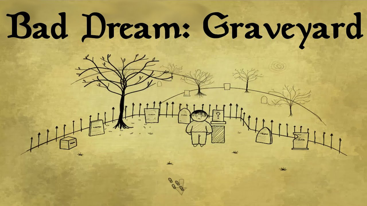 bad dream graveyard deutsch fliegenjagd auf dem friedhof youtube. Black Bedroom Furniture Sets. Home Design Ideas