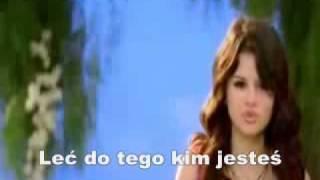 Selena Gomez-Fly to your heart tłumaczenie PL