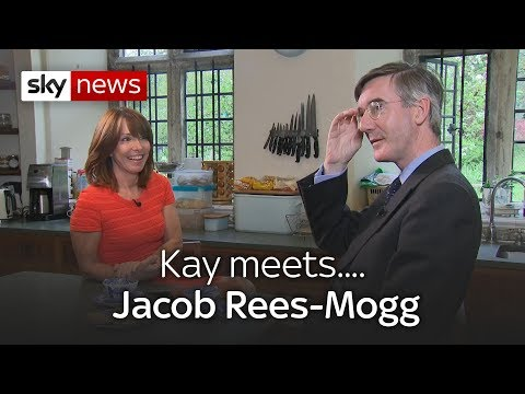 Exclusive: Kay meets Jacob Rees-Mogg