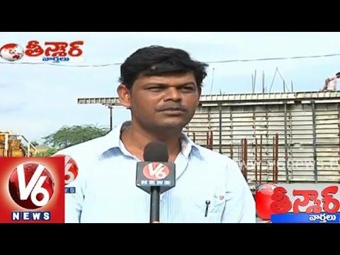 Karimnagar engineer constructs 2 bedroom house for just 3 lakhs - Teenmaar News