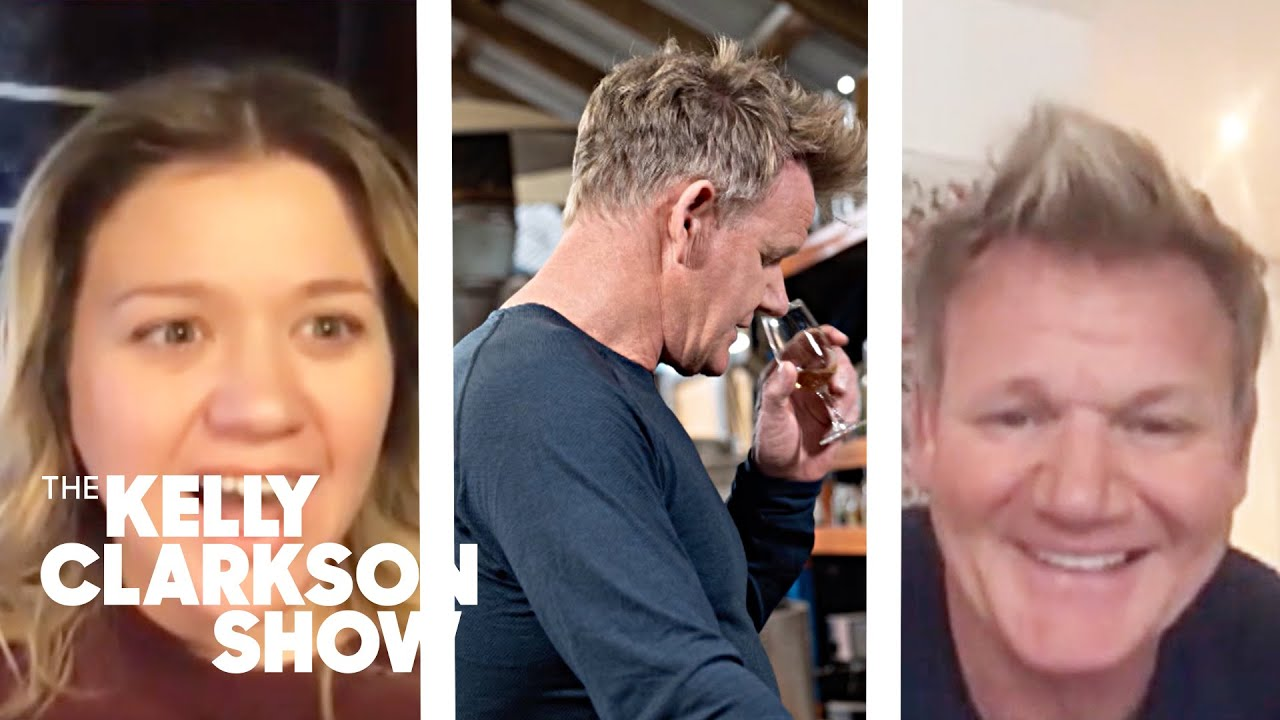 Gordon Ramsay Drank Sheep Poo Whiskey, FYI