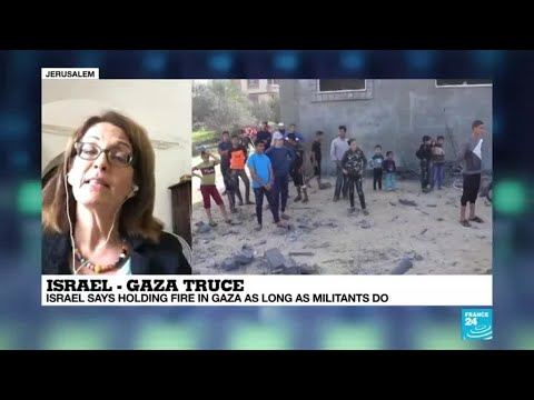 Islamic Jihad Offers Egypt-brokered Israel Truce As Gaza Toll Mounts