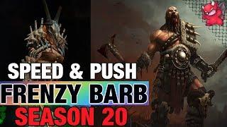 Frenzy Build Guide Season 20 Patch 2.6.8 Diablo 3 Barbarian