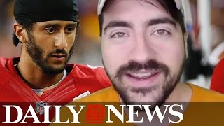 Liberal Redneck: Colin Kaepernick and the National Anthem